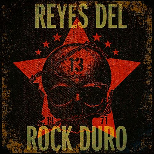 Reyes Del Rock Duro de Various Artists