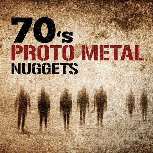70's Proto Metal Nuggets de Various Artists