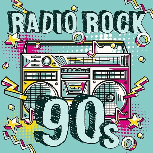 Radio Rock 90s de Various Artists