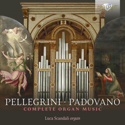 Pellegrini & Padovano: Complete Organ Music by Luca Scandali