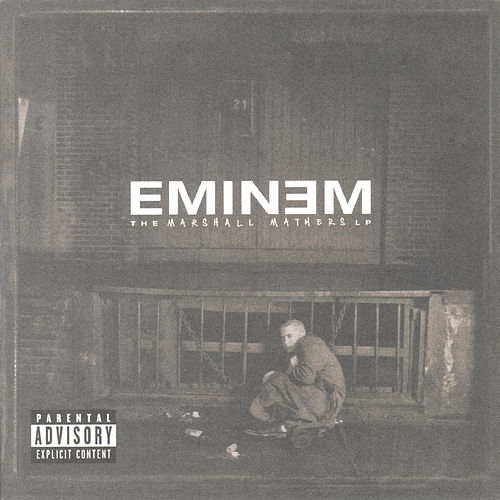 The Marshall Mathers LP von Eminem