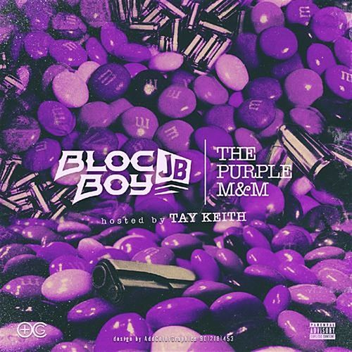 The Purple M&M by BlocBoy JB