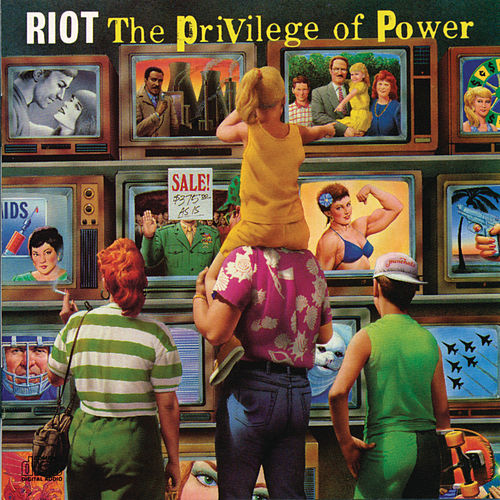 The Privilege Of Power von Riot