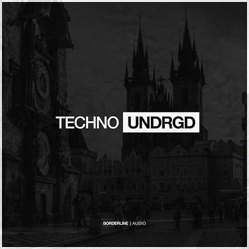 Techno UNDRGD 2018 - EP von Various Artists
