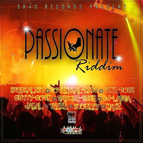 Passionate Riddim de Various Artists