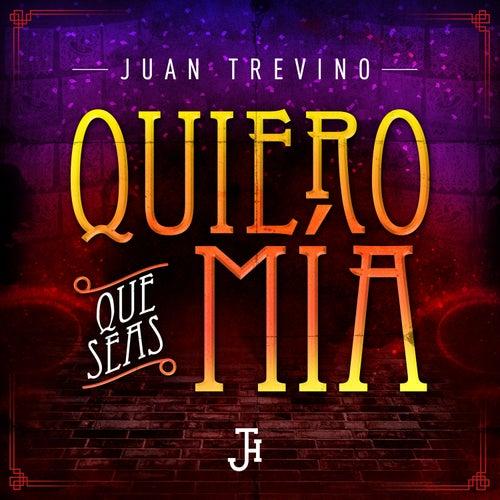 Quiero Que Seas Mía de Juan Treviño