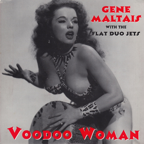 Voodoo Woman by Gene Maltais