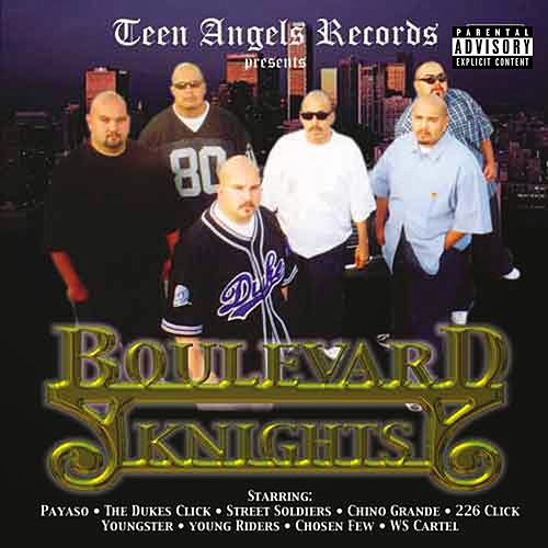 Boulevard Knights by Various Artists