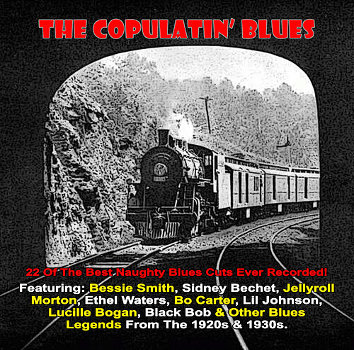 Copulatin' Blues de Various Artists