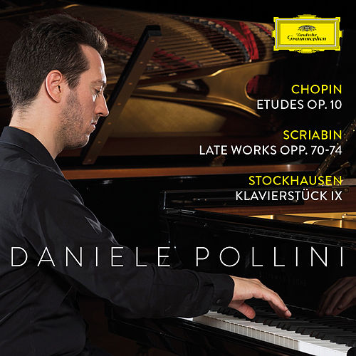 Chopin: Etude Op. 10 No. 12 in C minor by Daniele Pollini