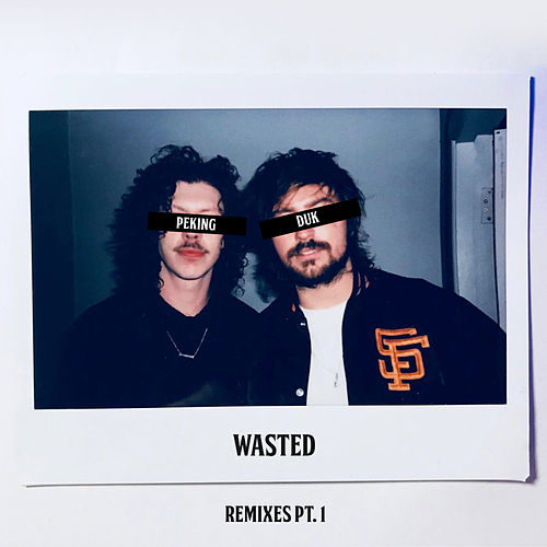 Wasted (Remixes Pt. 1) by Peking Duk