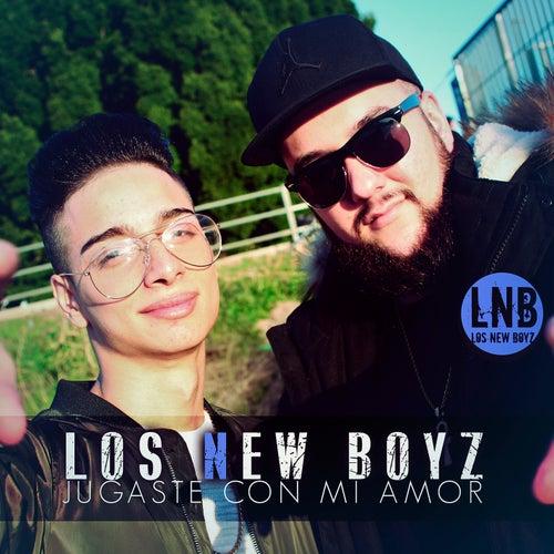 Jugaste Con Mi Amor by New Boyz