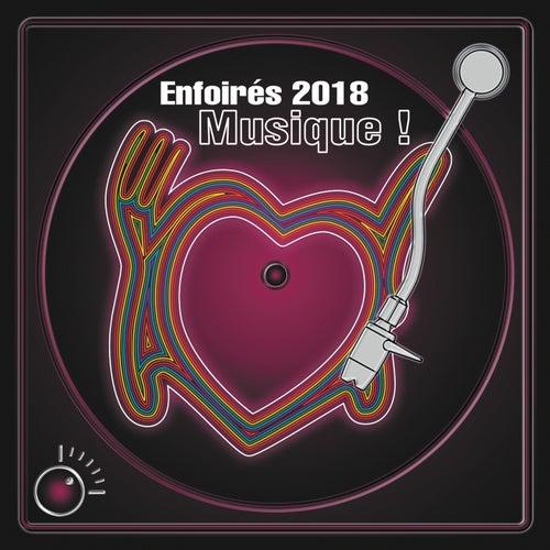 Enfoirés 2018 musique ! de Les Enfoirés