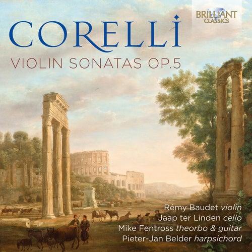 Corelli: Violin Sonatas, Op. 5 by Various Artists
