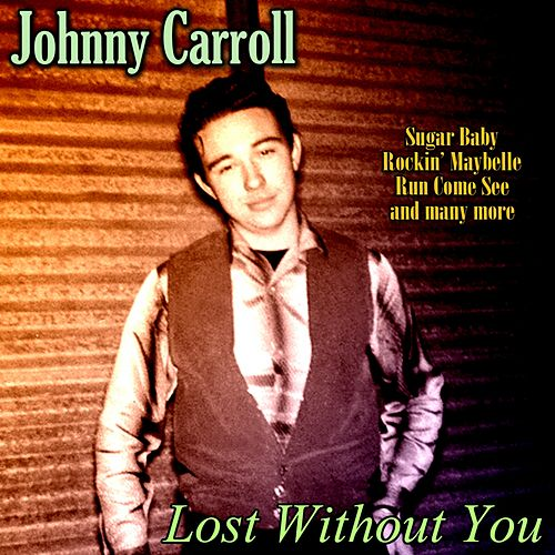 Lost Without You de Johnny Carroll