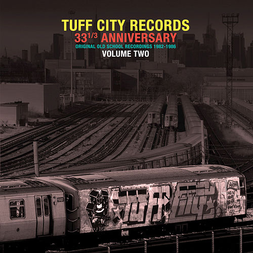 Tuff City Records: Original Old School Recordings, Vol. 2 by Various Artists