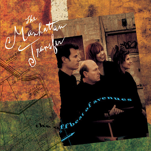 The Offbeat Of Avenues de The Manhattan Transfer