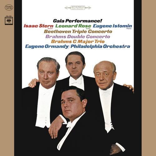 Brahms: Double Concerto in A Minor, Op. 102 & Beethoven: Triple Concerto in C Major, Op. 56 de Leonard Rose
