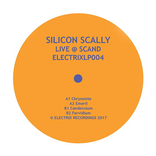 Live At Scand by Silicon Scally