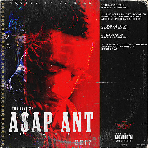 Best Of A$Ap Ant 2017 von A$AP Ant