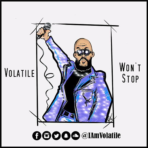 Won't Stop - Single von Volatile
