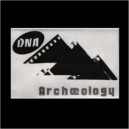 Archaeology von DNA
