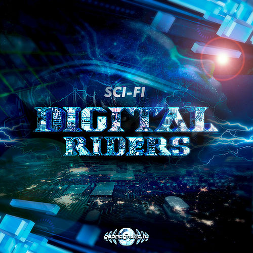 Digital Riders by Sci Fi