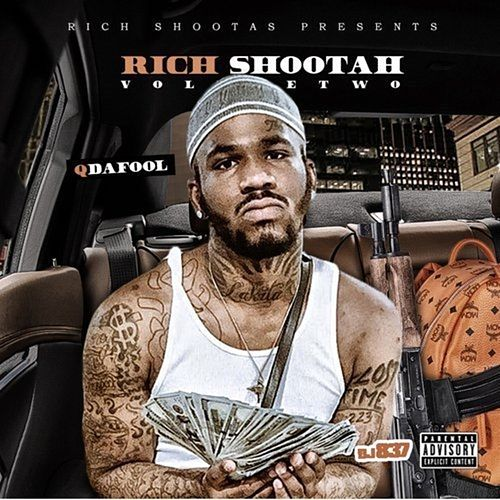 Rich Shoota Vol. 2 von Q Da Fool