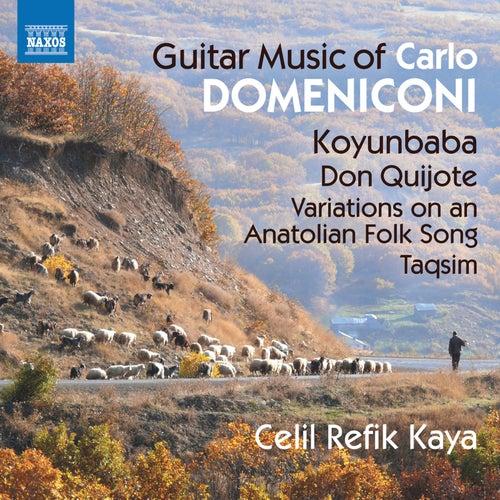 Domeniconi: Guitar Music by Celil Refik Kaya