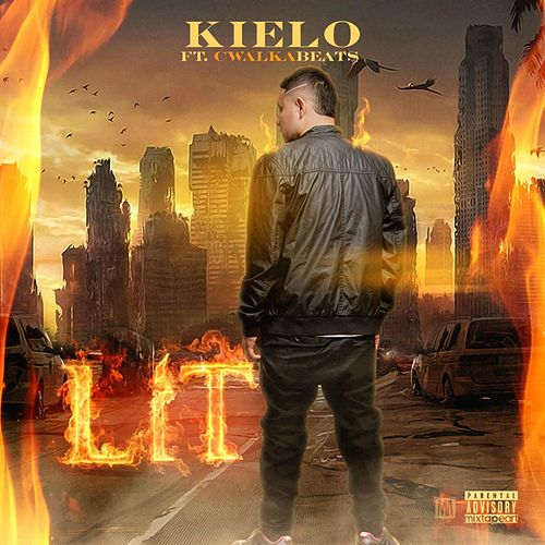 Lit (feat. Cwalkabeats) by Kielo