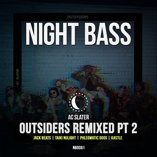 Outsiders Remixed Pt. 2 von Various Artists