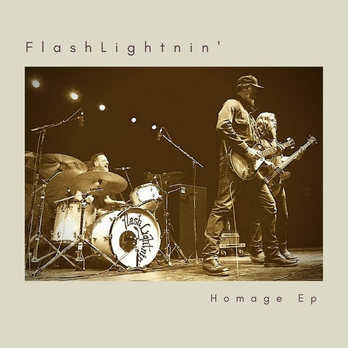 Homage de Flash Lightnin'
