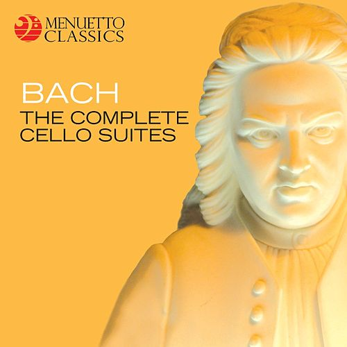 Bach: The Complete Cello Suites by Klaus-Peter Hahn