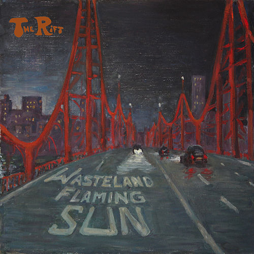 Wasteland Flaming Sun by Rift