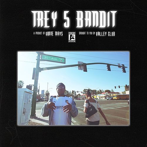 Trey 5 Bandit by Vonte Mays