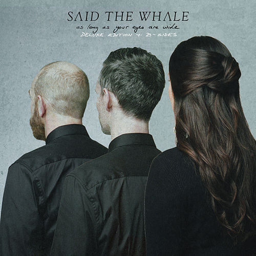 As Long As Your Eyes Are Wide (Deluxe Edition + B-Sides) by Said The Whale