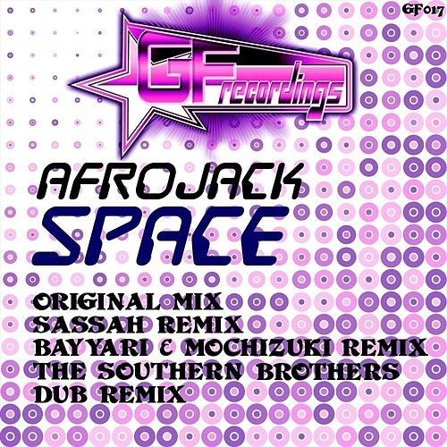 Space de Afrojack