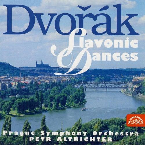 Dvorak: Slavonic Dances by Prague Symphony Orchestra