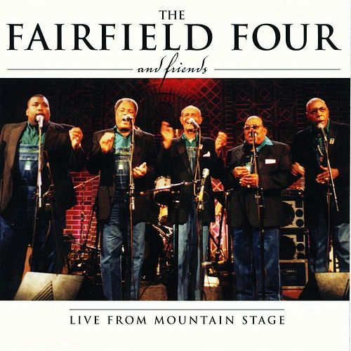 Live From Mountain Stage von The Fairfield Four