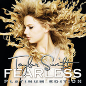 Fearless Platinum Edition by Taylor Swift