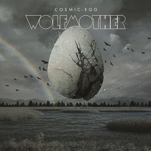 Cosmic Egg (Deluxe) by Wolfmother