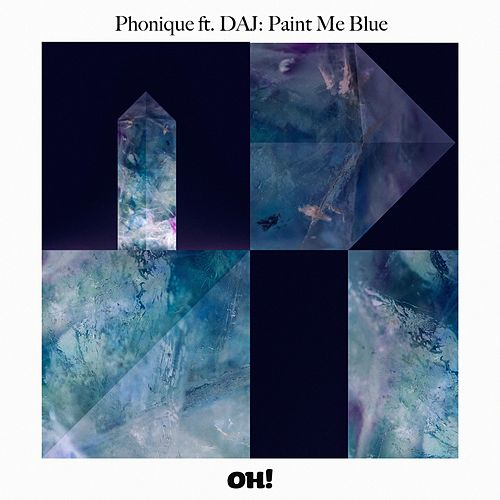 Paint Me Blue (feat. DAJ) de Phonique