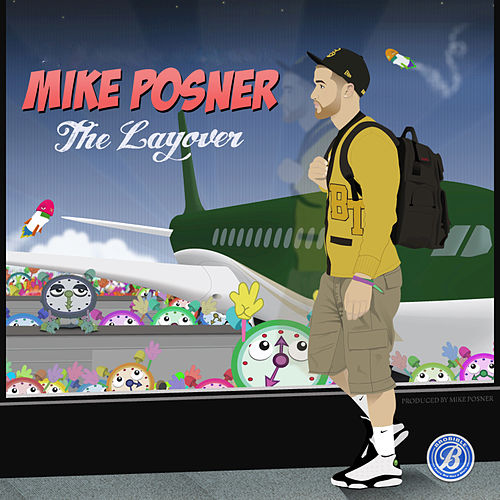 The Layover von Mike Posner
