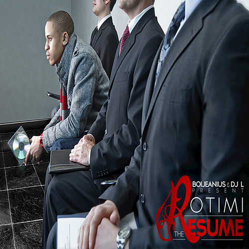 The Resume by Rotimi