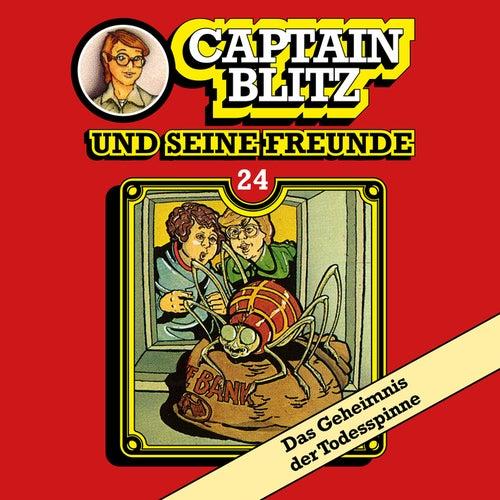 Folge 24: Das Geheimnis der Todesspinne von Captain Blitz und seine Freunde