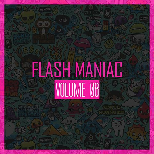 Flash Maniac, Vol. 08 - EP by Various Artists