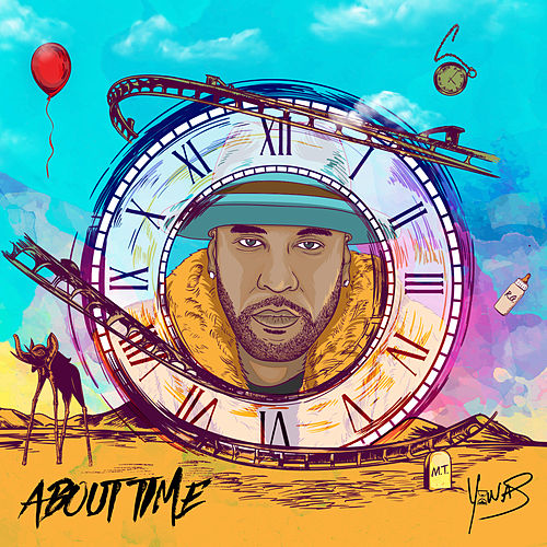 About Time by YONAS