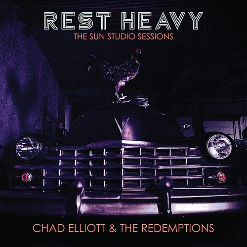 Rest Heavy by Chad Elliott