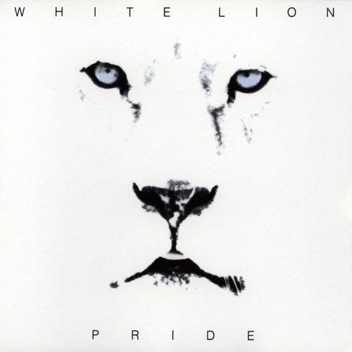 Pride de White Lion