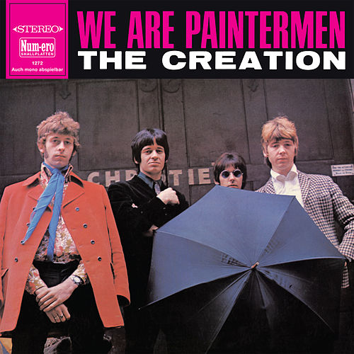 We Are Paintermen von The Creation